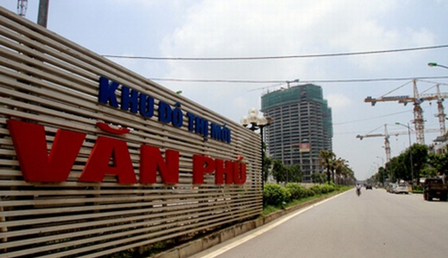 3,7ha đất tại KĐT mới Văn Phú, Hà Đông sẽ được điều chỉnh chức năng. (Nguồn internet).