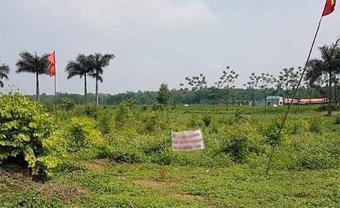 Đã làm rõ quá trình quản lý, sử dụng đất đai ở Đồng Tâm, Mỹ Đức.