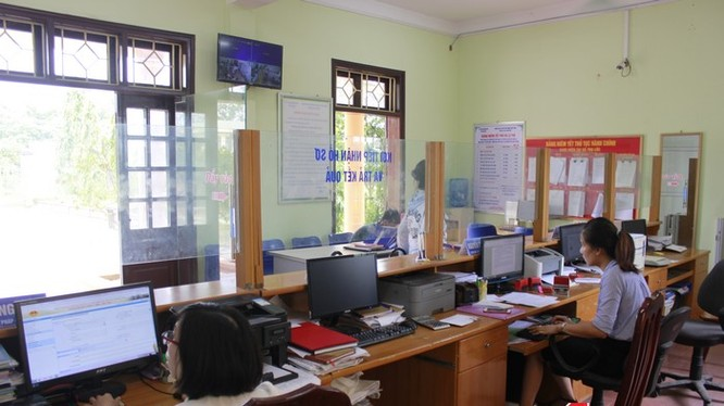 Hà Nội đang đẩy mạnh triển khai DVCTT - Ảnh: Minh Quang.