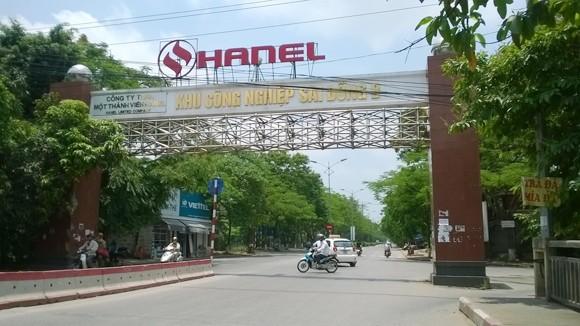 Khu công nghiệp Sài Đồng B - Ảnh: An ninh Thủ đô