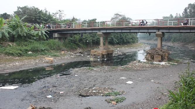 Dự án sẽ cải tạo, nâng cấp sông Nhuệ - Ảnh minh họa, Q.V.