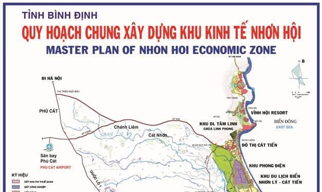 Ảnh: BQL Khu kinh tế tỉnh Bình Định
