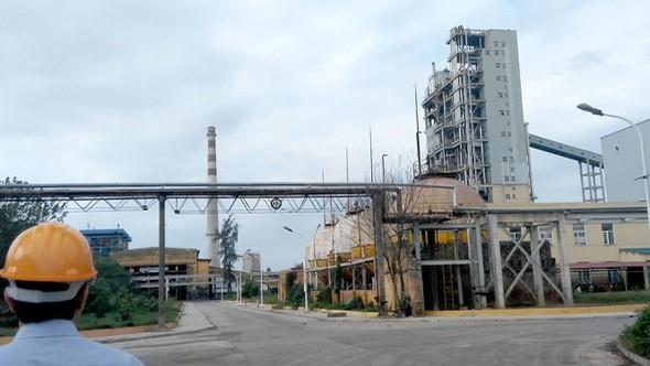 Nhà máy đạm Hà Bắc - một trong bốn công ty thua lỗ của Vinachem - Ảnh Tuổi trẻ.