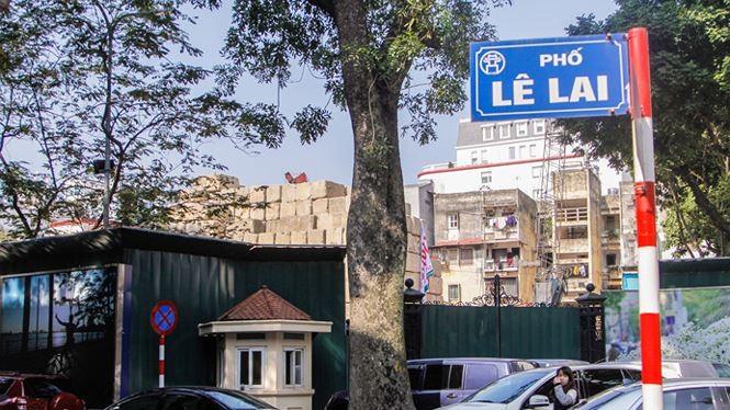 Hà Nội chi gần 700 tỷ đồng xây mới trụ sở Thành ủy - Ảnh/Tiền phong.