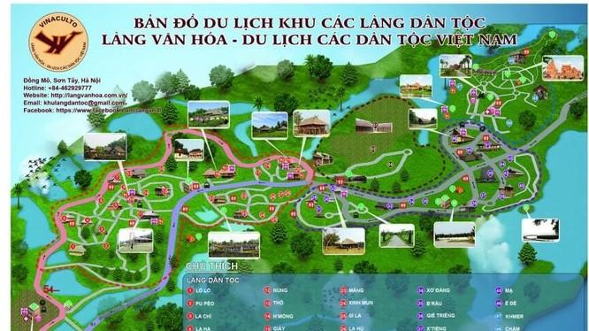 Điều chỉnh Quy hoạch chung Làng Văn hóa - Du lịch các dân tộc Việt Nam.