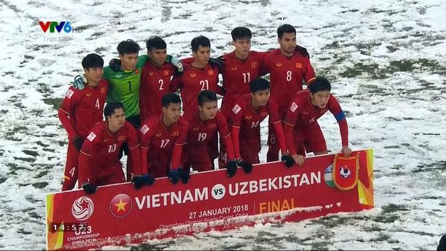Đội tuyển U23 Việt Nam kết thúc giải đấu với vị trí Á quân chung cuộc.