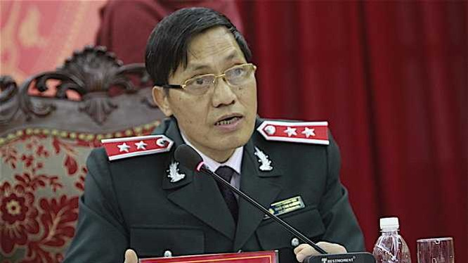 Phó Tổng Thanh tra Chính phủ Ngô Văn Khánh - Ảnh: VTC