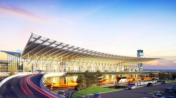Điều chỉnh Quy hoạch Cảng hàng không Vân Đồn Quảng Ninh - Nguồn: BQN