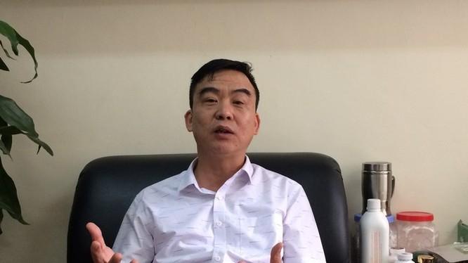 Ông Nguyễn Hồng Điệp, Trưởng Ban Tiếp công dân Trung ương.