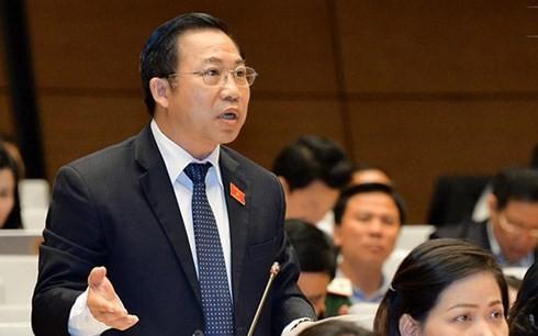 ĐBQH tỉnh Bến Tre Lưu Bình Nhưỡng.