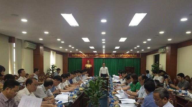 UBND quận Hoàng Mai báo cáo tình hình quản lý các dự án đầu tư sử dụng vốn ngoài ngân sách.