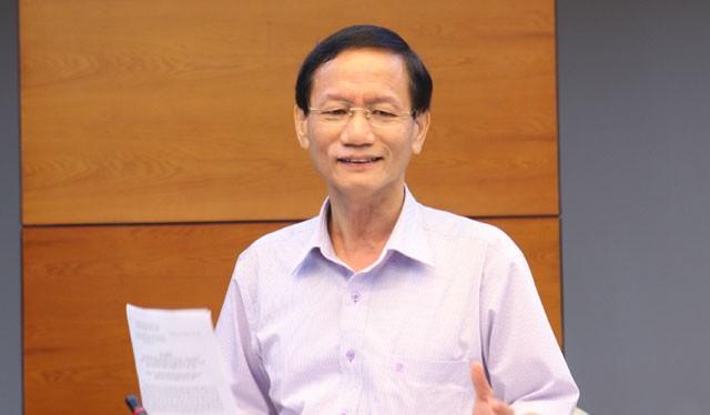 Ông Vũ Văn Tiền, Chủ tịch HĐQT Geleximco (Ảnh: Báo Đầu tư)