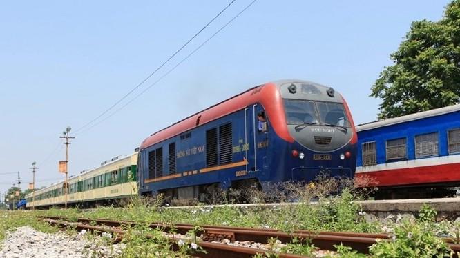 Lộ trình phát triển tuyến đường sắt cao tốc Bắc - Nam sẽ chia làm 3 giai đoạn. Ảnh: Baodautu.vn