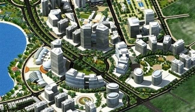 Hà Nội điều chỉnh cục bộ 05 ô đất Khu công viên phần mềm Đông Anh.