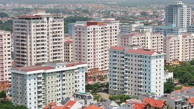 Hà Nội lập quy hoạch Khu nhà ở xã hội tập trung tại huyện Thanh Trì. Ảnh minh họa.