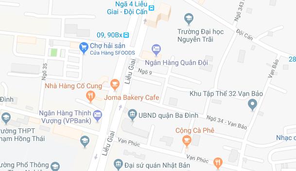 Khu tập thể Viện Tư liệu phim Việt Nam sẽ được cải tạo thành cao ốc 25 tầng.