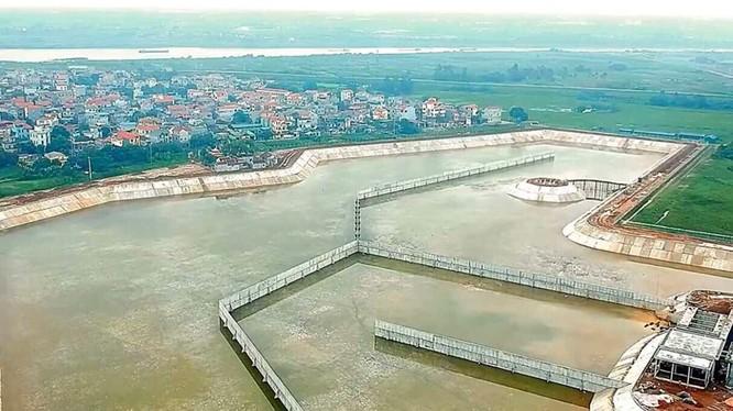 Tổng mức đầu tư của dự án khoảng 5.000 tỷ đồng (225 triệu USD)/ Ảnh: Hanoimoi.com.vn