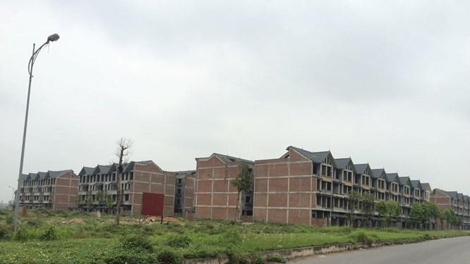 Tổng diện tích Khu đô thị mới Kim Chung - Di Trạch được nâng lên 146,7ha.