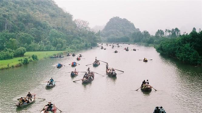 Quần thể du lịch tâm linh Hương Sơn được đề xuất đầu tư tại xã Hương Sơn, huyện Mỹ Đức, với tổng mức đầu tư 15.000 tỷ đồng. (Ảnh: Internet)