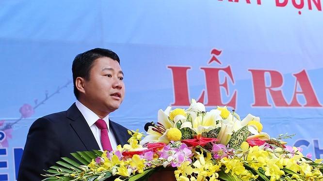Ông Mai Xuân Thông - Chủ tịch HĐQT Tập đoàn Xây dựng Miền Trung. (Ảnh: mientrunggroup.com)