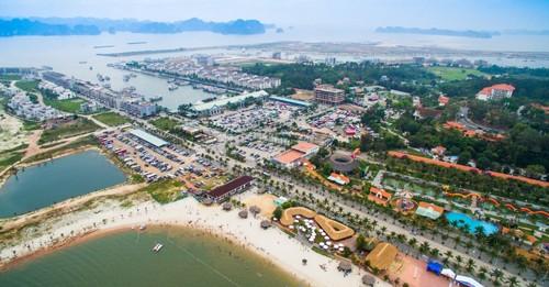 Khu du lịch và giải trí quốc tế Tuần Châu/ Ảnh: Tập đoàn Tuần Châu