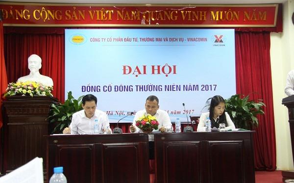 Đại hội thường niên 2017 V-Itasco/ Ảnh: Itasco.vn