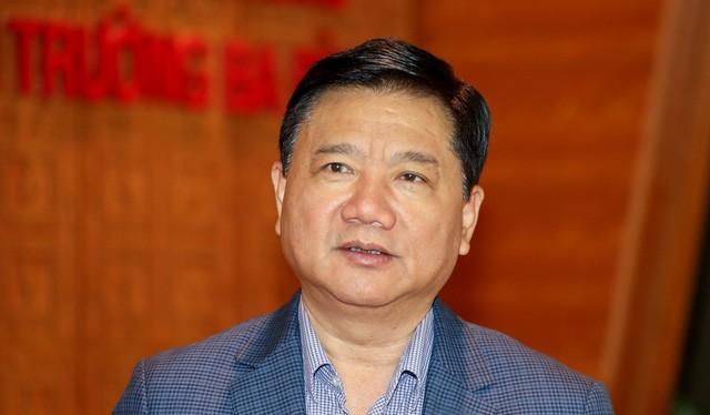Ông Đinh La Thăng tiếp tục bị khởi tố do liên quan đến vụ án Ethanol Phú Thọ/ Ảnh: Tuổi trẻ