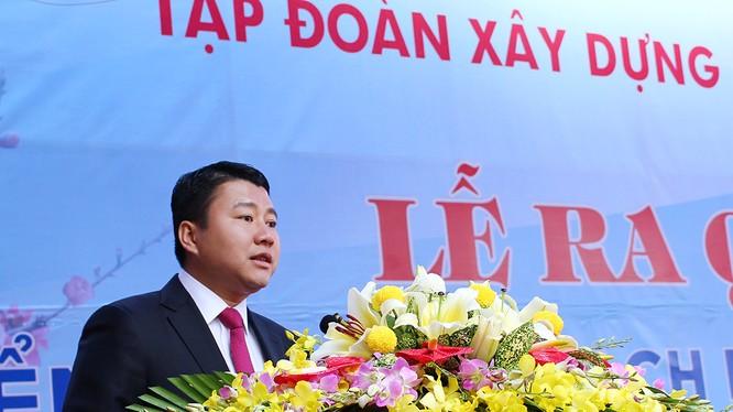 Ông Mai Xuân Thông - Chủ tịch HĐQT Tập đoàn Xây dựng Miền Trung/ Ảnh: mientrunggroup.com