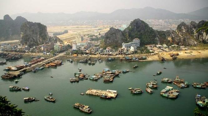 Đất tại huyện Vân Đồn, tỉnh Quảng Ninh luôn có giá trị cao/ Ảnh: baoquangninh.com.vn