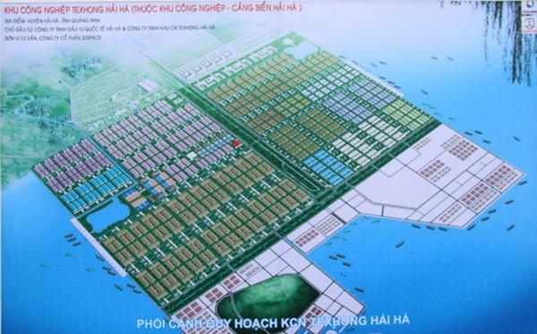 Tỉnh Quảng Ninh thu hồi 355ha đất của Indevco do doanh nghiệp này có văn bản đề nghị trả lại dự án.