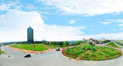 Khu đô thị mới Xuân Dương nằm tại phường Tứ Minh, TP Hải Dương/ Ảnh minh họa