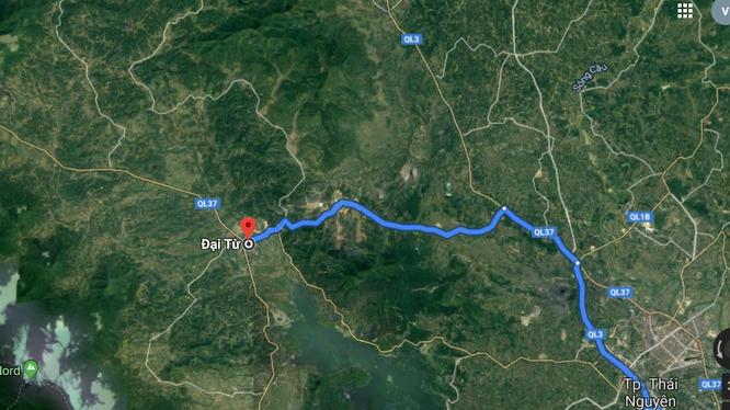 Liên danh NaLiCo và Hùng Thắng sẽ đầu tư Khu đô thị tại huyện Đại Từ, tỉnh Thái Nguyên