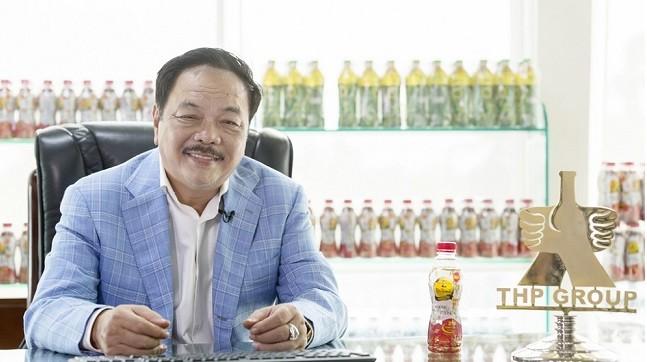 Ông Trần Quý Thanh - Người sáng lập Tập đoàn Tân Hiệp Phát.