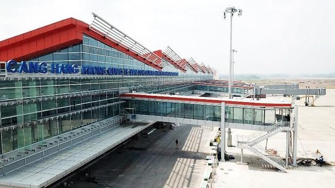 Đề xuất cho CHKQT Vân Đồn khai thác đường bay quốc tế không thường lệ kết hợp các điểm du lịch.