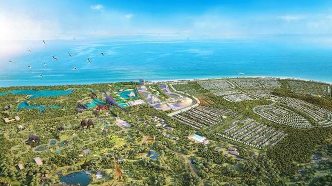 Tỉnh Bà Rịa - Vũng Tàu ủng hộ phương án lập quy hoạch Safari Hồ Tràm.