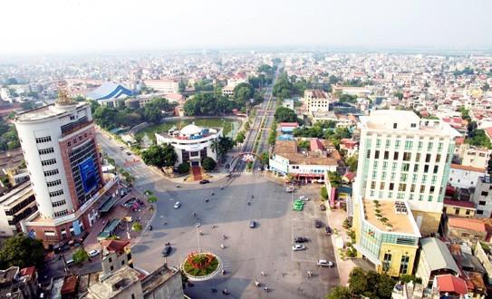 Khu đô thị mới Xuân Dương có địa điểm tại TP Hải Dương với tổng diện tích 30,6ha.