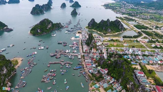 Đồng ý quy hoạch mở rộng Khu đô thị ven biển thị trấn Cái Rồng.