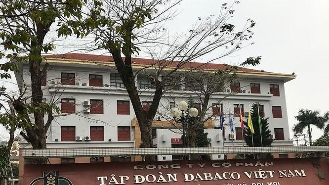 Tập đoàn Dabaco là doanh nghiệp nổi tiếng tại Bắc Ninh.
