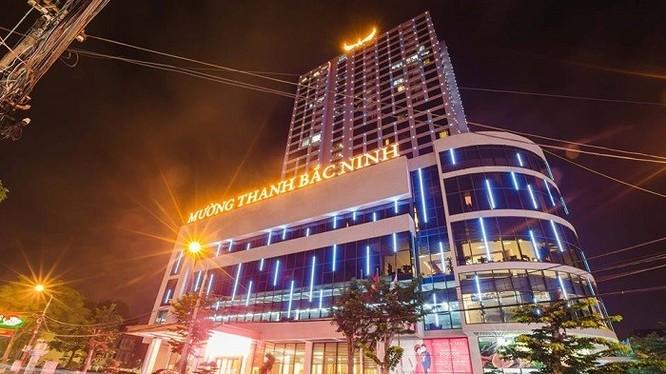 Mường Thanh Luxury Bắc Ninh bị phạt 80 triệu đồng.