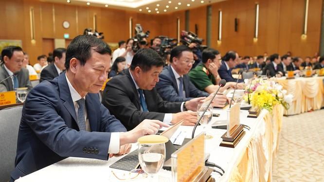 Hệ thống e-Cabinet chính thức đi vào hoạt động/ Ảnh: chinhphu.vn