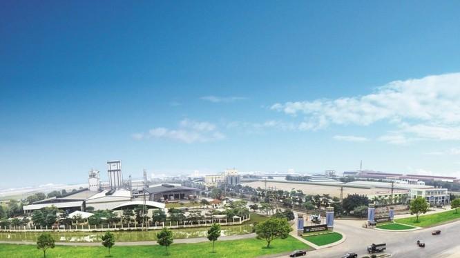 Tại Hưng Yên Hòa Phát hiện đang là chủ đầu tư của KCN Phố Nối A với tổng diện tích lên đến 600ha.