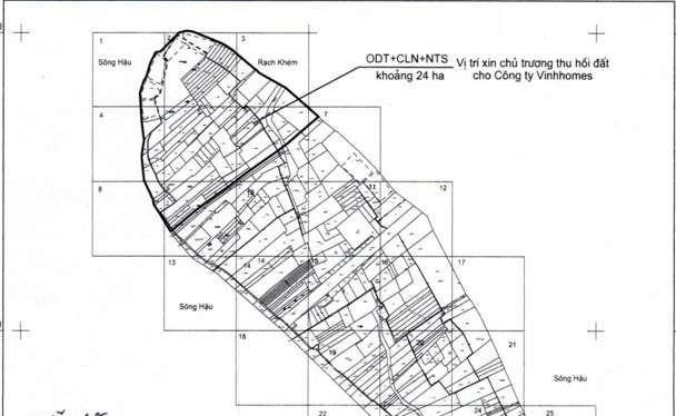 Vinpearl được giao lập dự án Sân golf và khu biệt thự Vin City Cồn Ấu quy mô 102ha.