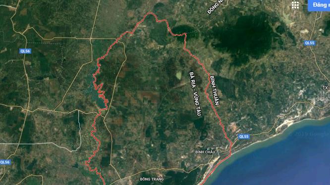 Bà Rịa - Vũng Tàu thống nhất chấm dứt 05 dự án du lịch tại huyện Xuyên Mộc.