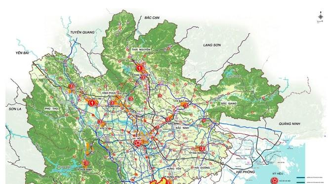 Quy hoạch chung xây dựng đô thị Duy Tiên.