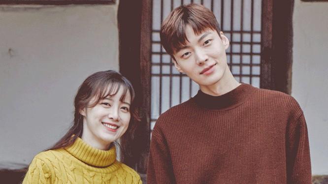 Goo Hye Sun và Ahn Jae Hyun (ảnh: All Kpop)