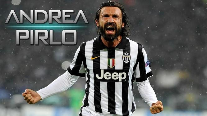Andrea Pirlo - cầu thủ tài hoa của bóng đá Italia