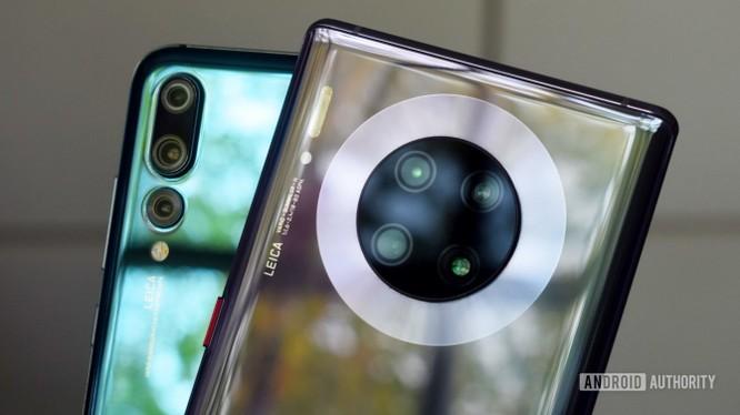 Liệu Huawei P20 Pro đã lỗi thời ? (Ảnh: Android Authority)