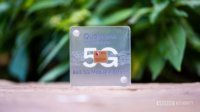 Dự kiến 5G sẽ bùng nổ vào năm sau nhờ dòng chip mới của Qualcomm (Ảnh: Android Authority)