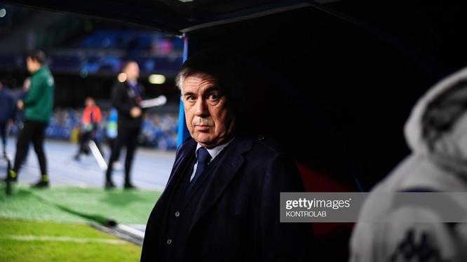 Phong độ kém cỏi ở giải quốc nội của Napoli có thực sự là nguyên nhân chính khiến HLV Ancelotti bị sa thải (ảnh: gettyimages.com)