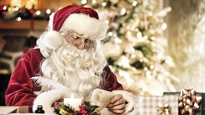 Ảnh: Những bức thư gửi ông già Noel sẽ được gửi tới đâu? (ảnh: mamme.it)
